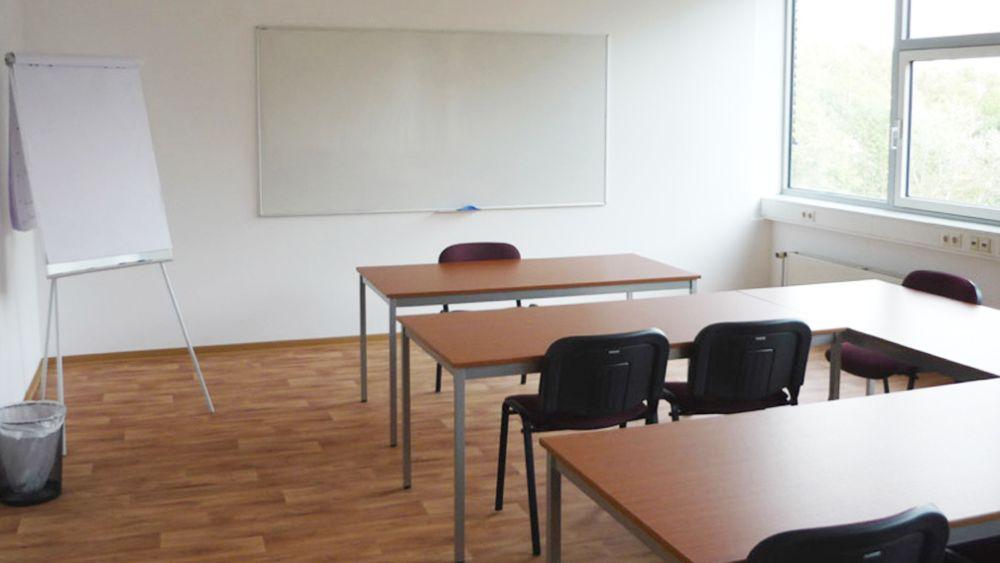 ToP GbR Klassenraum der Pflegeschule