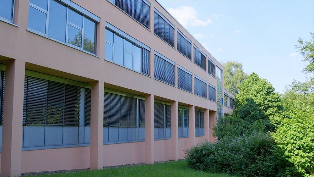 Gebäude der Pflegeschule ToP GbR von außen